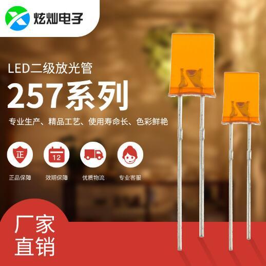 LED发光二级管